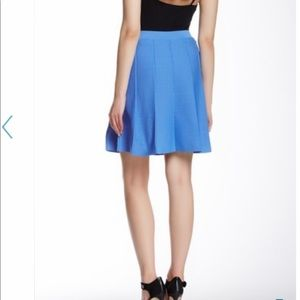 Romeo & Juliet Couture High Waisted Pleated Skirt